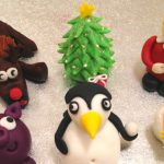 Our limited date festive sugar modelling class is available to book!